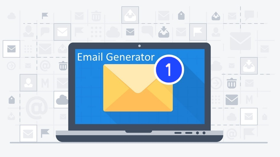 Email Generator - temp mail, fake email